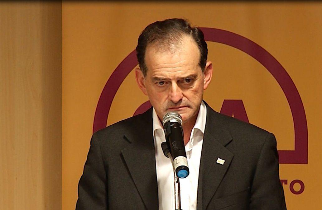 Bayardi aseguró que el gobierno no sancionó a Manini Ríos para no cortarle su carrera política