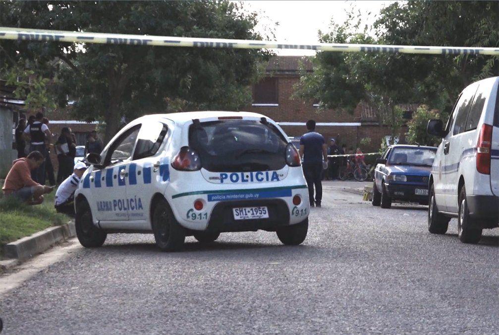 Homicidio en Soriano involucra a familias deportistas