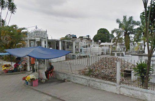 Cementerio de Tumaco