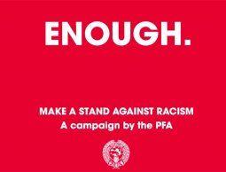 Huelga de redes sociales en el fútbol inglés contra el racismo