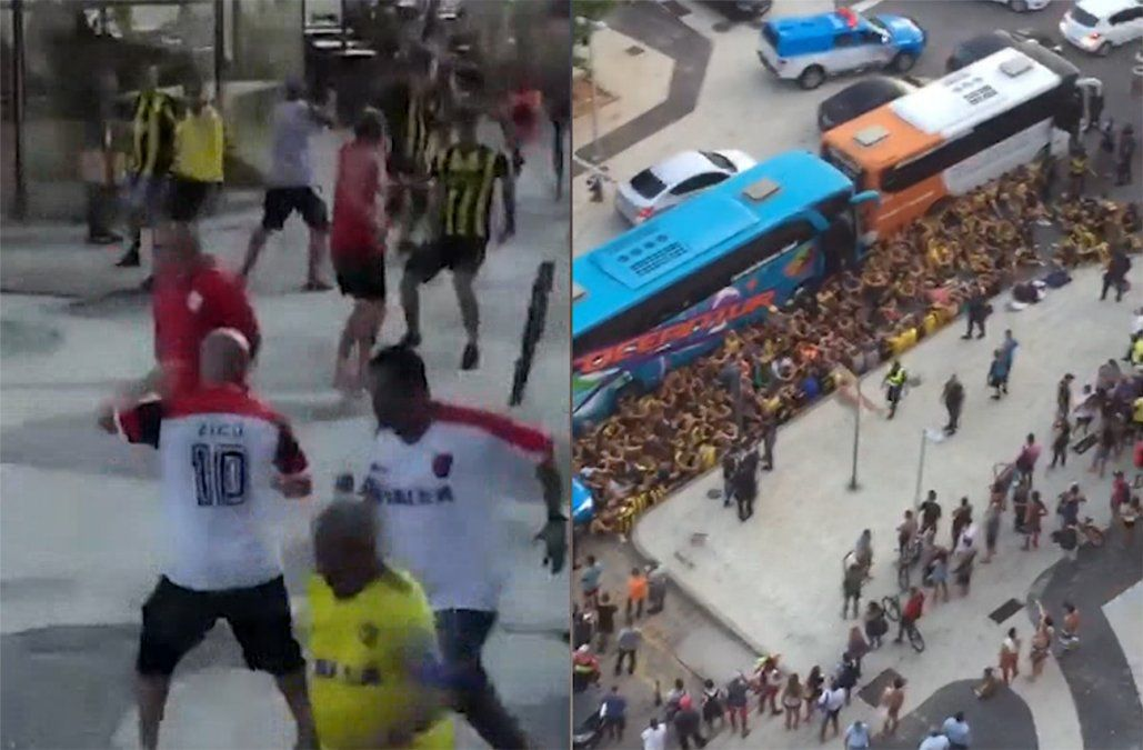 Ministerio de Relaciones Exteriores realiza seguimiento a los hinchas de Peñarol detenidos en Río