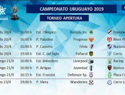 Fénix se enfrenta a Nacional y Peñarol a Cerro, este sábado por la 10º fecha del Apertura