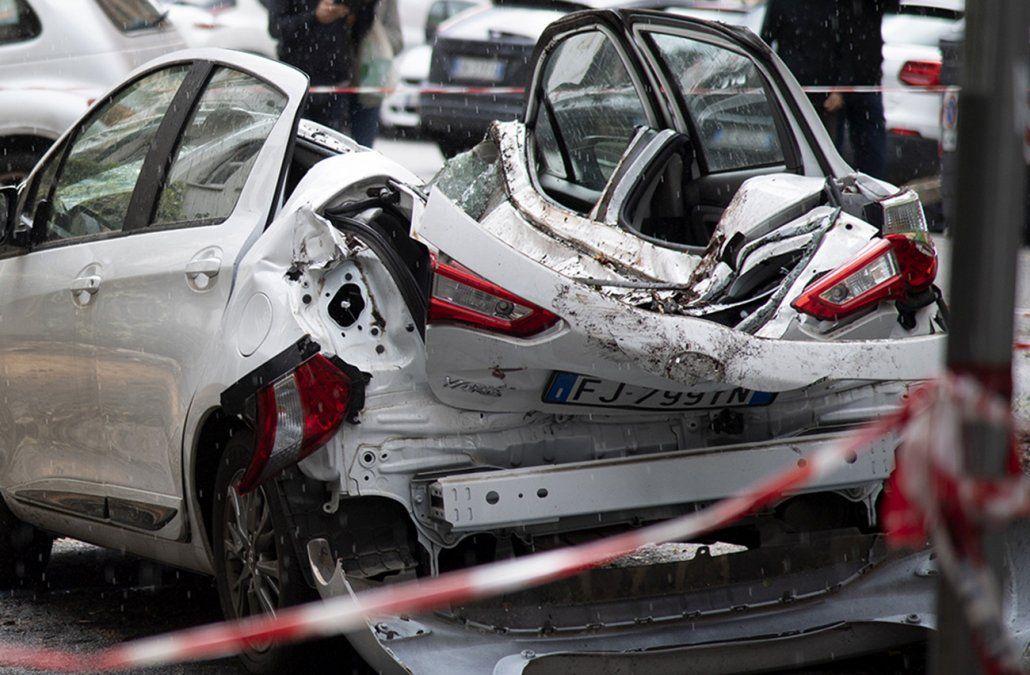 Desmantelan en Italia bandas rompehuesos que estafaban a aseguradoras