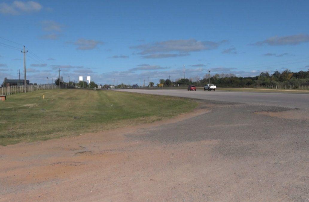 Un hombre falleció en siniestro de tránsito en Ruta 39 tras salir despedido de su vehículo