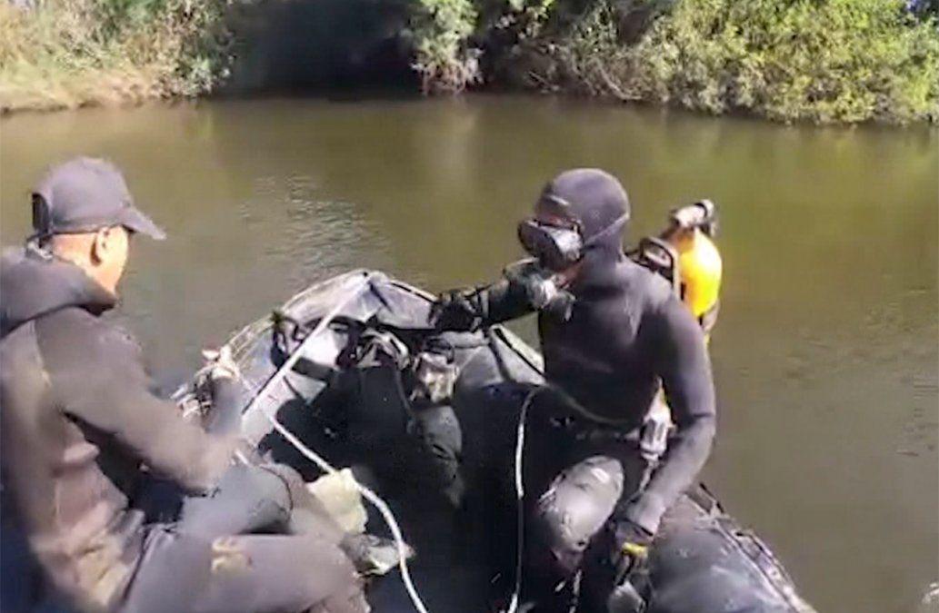 La Armada Nacional culminó sin éxito la búsqueda de Onrrubio en lagos y arroyos