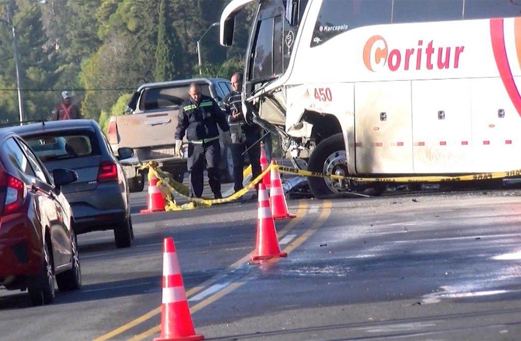 Hubo 15 fallecidos en siniestros de tránsito durante la Semana de Turismo