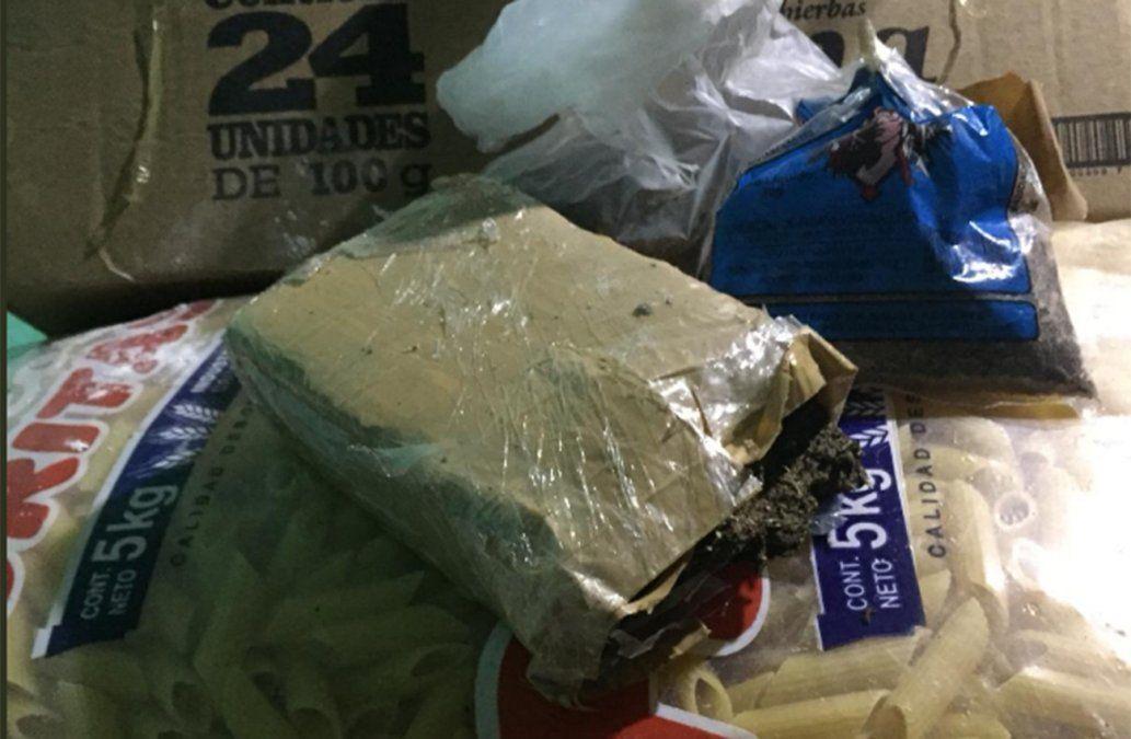 Siete detenidos en Cerro Norte tras allanamientos: incautaron armas y drogas
