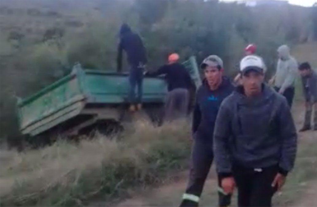 Camionero muere en Rocha al intentar evitar choque de su vehículo