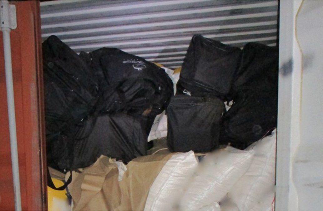 Incautaron en Hamburgo 440 kilos de cocaína dentro de cargamento de arroz que partió de Uruguay