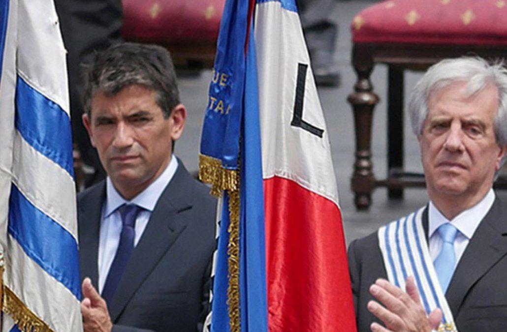 Sendic culpó al presidente por el tema Gavazzo y criticó a Astori por su autocrítica sobre corrupción