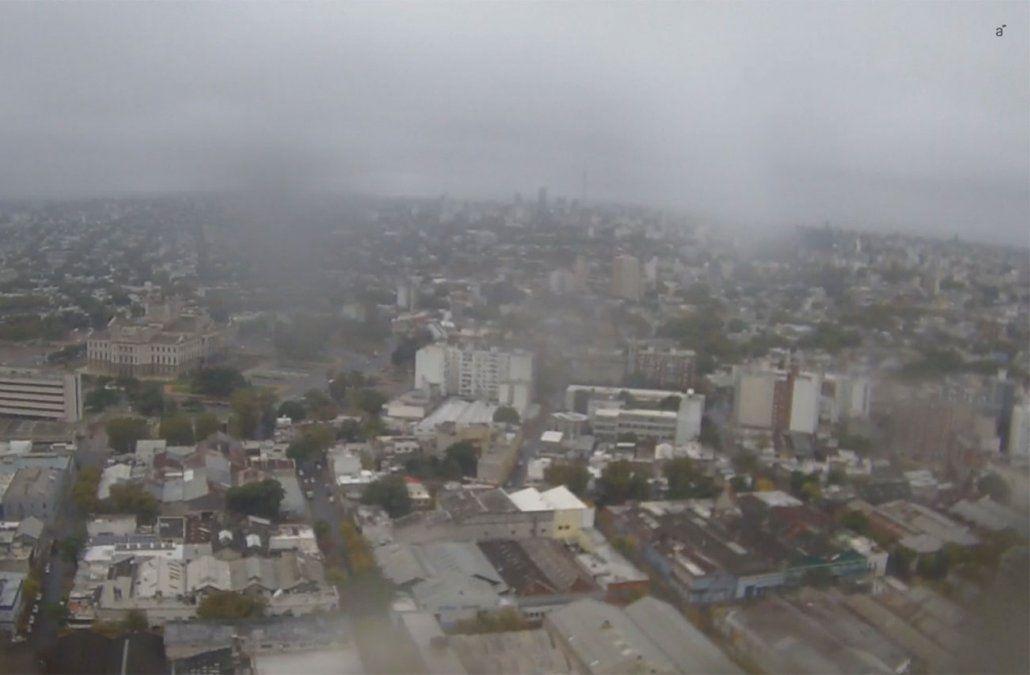 Sábado lluvioso y con máxima de 20ºC, pronostica Meteorología