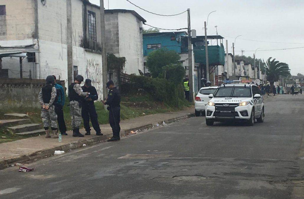 Dos detenidos durante el censo de personas y viviendas en Cerro Norte