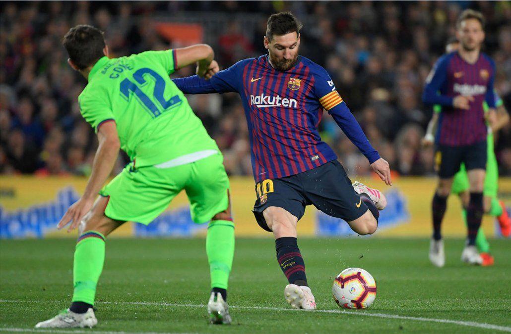 Barcelona va por un triunfo que lo consagre campeón de la Liga