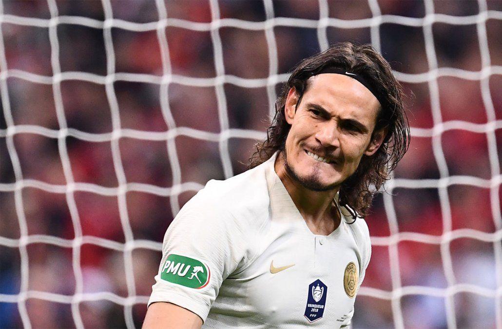 El PSG perdió por penales la final de la Copa de Francia ante Rennes
