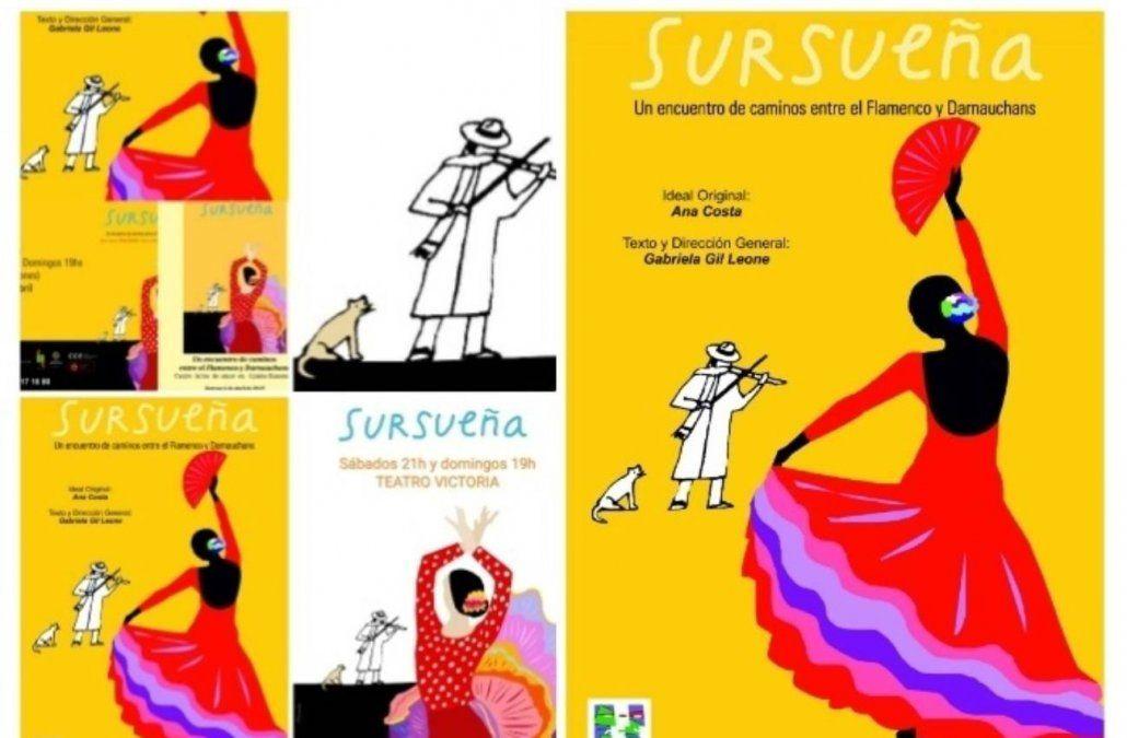 Últimas funciones de Sursueña en el Teatro Victoria
