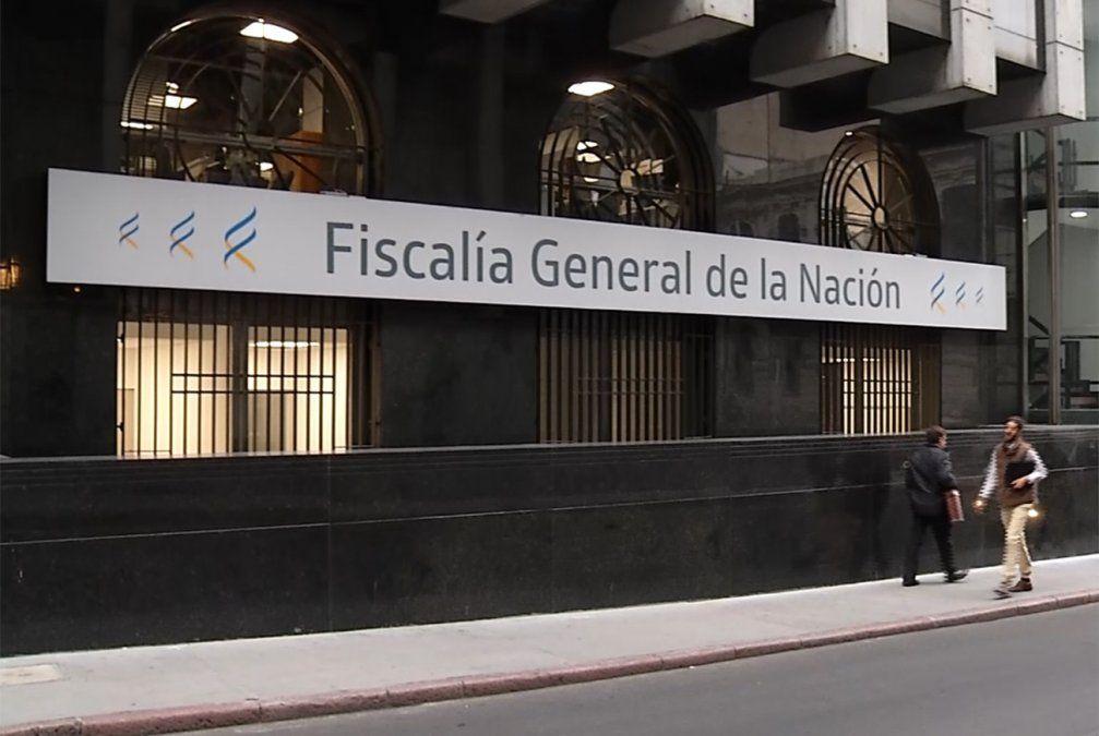 Tres personas ingresaron armadas a la Fiscalía y fueron enviadas a prisión