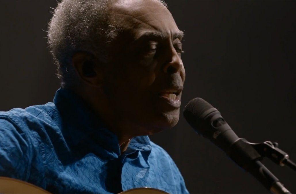 Gilberto Gil se presentará este jueves en el Auditorio del Sodre
