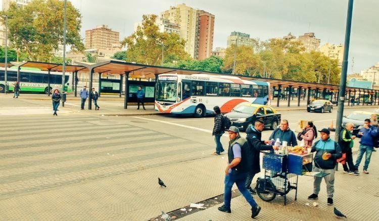 Buenos Aires paralizado por las protestas sindicales contra Macri