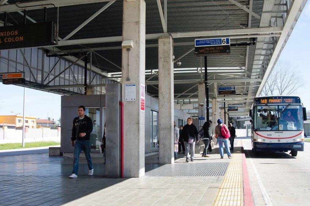 Terminal de ómnibus de Colón