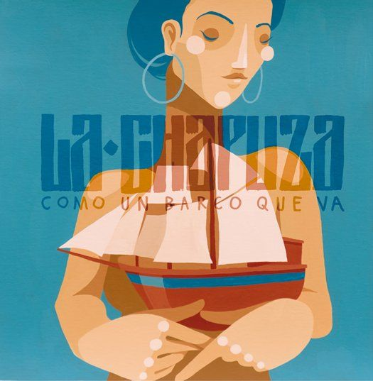 La Chapuza lanza su disco Como un barco que va y lo presenta en un show