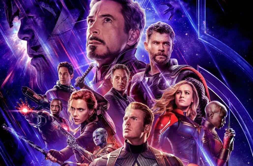 Avengers: Endgame, el estreno más exitoso en la historia norteamericana