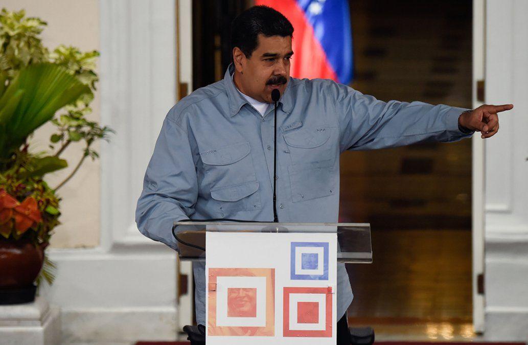 Maduro estaba pronto para irse de Venezuela, según Secretario de Estado Pompeo