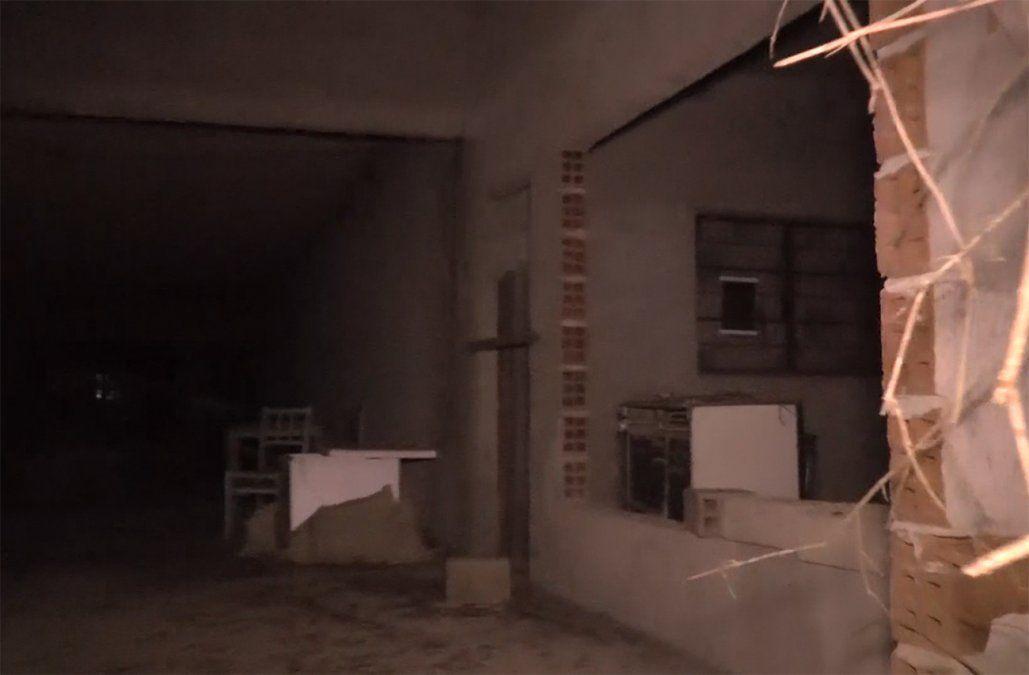 Hallaron un bebé recién nacido abandonado en una casa deshabitada en Rocha
