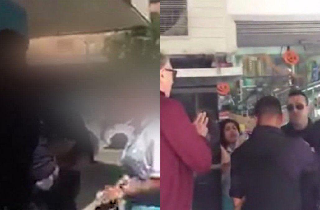 Exoneraron a policías acusados de maltrato a empleada de una panadería de Pocitos