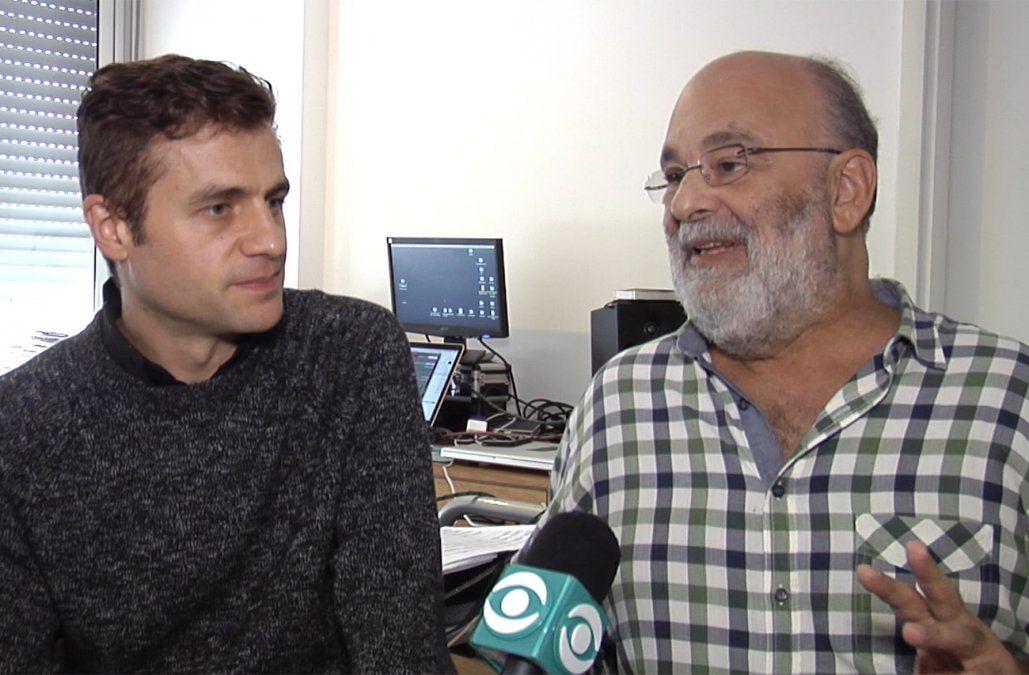 Luciano Supervielle y Jaques Morelenbaum presentan La esfera en el Teatro Solís