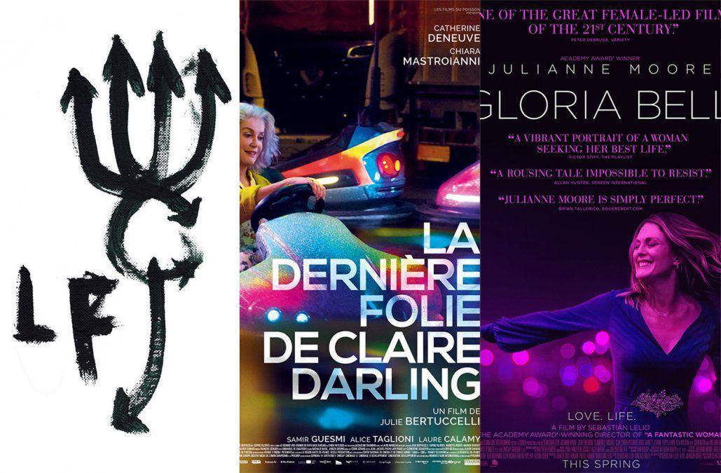 Estos fueron los estrenos de cine del fin de semana