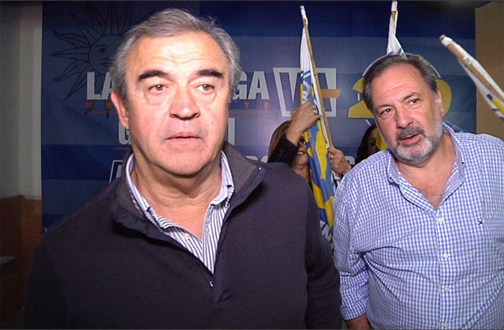 Larrañaga desafió a Martínez a debatir sobre seguridad y la guardia militar que propone