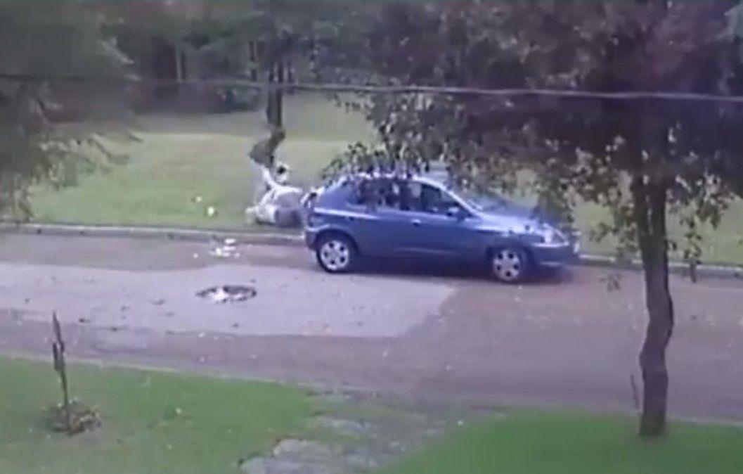 Buscan a dos delincuentes que rapiñaron a edila en Maldonado