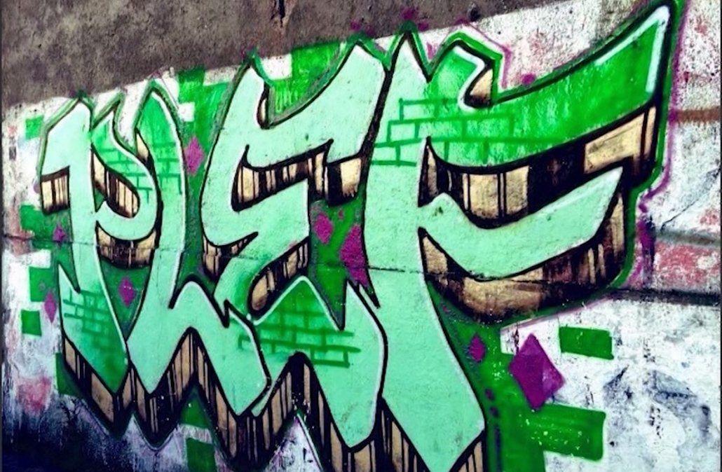 Murió el hombre sospechoso de matar al grafitero Felipe Cabral