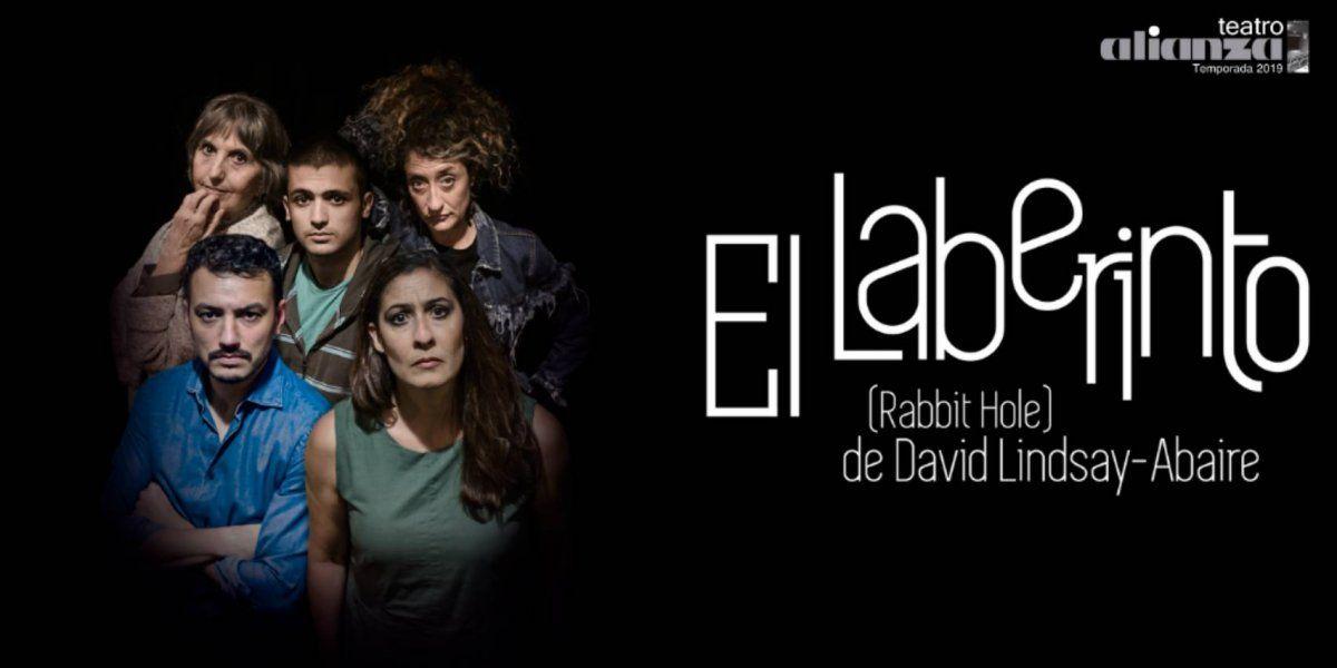 El laberinto (Rabbit Hole) llega al Teatro Alianza