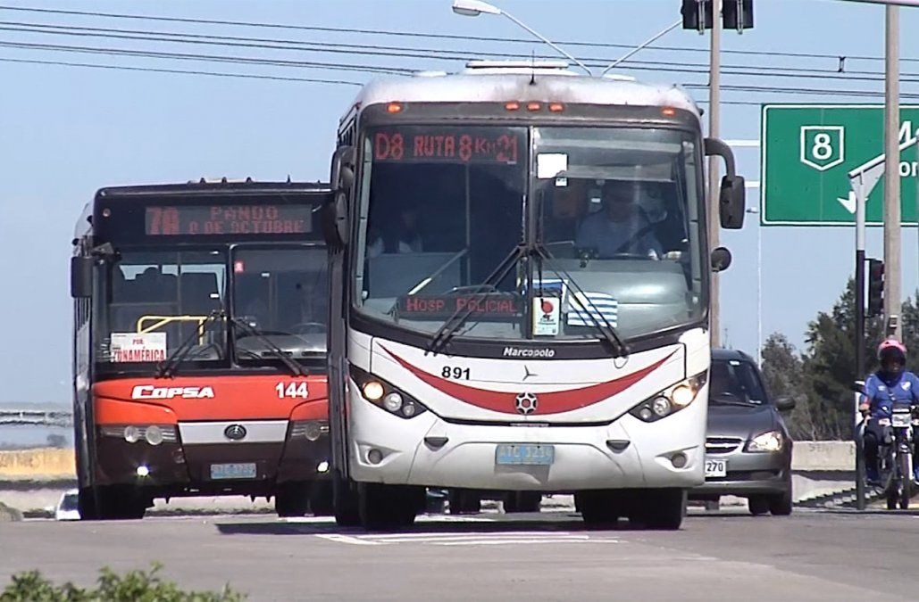Trabajadores del transporte suburbano amenazan parar el domingo durante el clásico