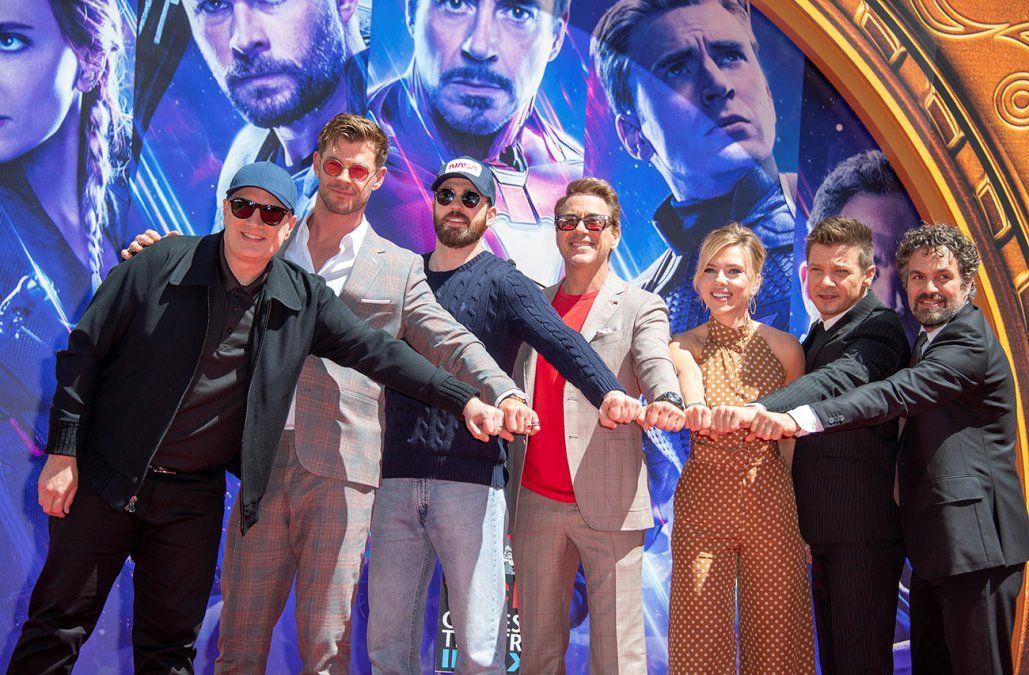Premio de MTV confirma a Avengers: Endgame como favorita del público