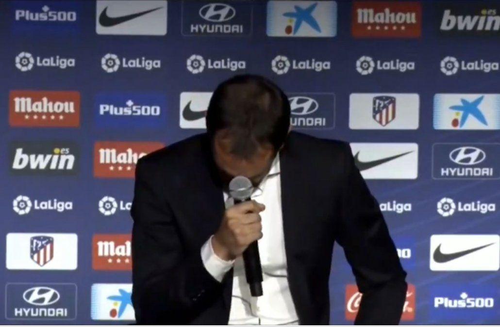 Godín se despide del Atlético de Madrid tras no lograr acuerdo