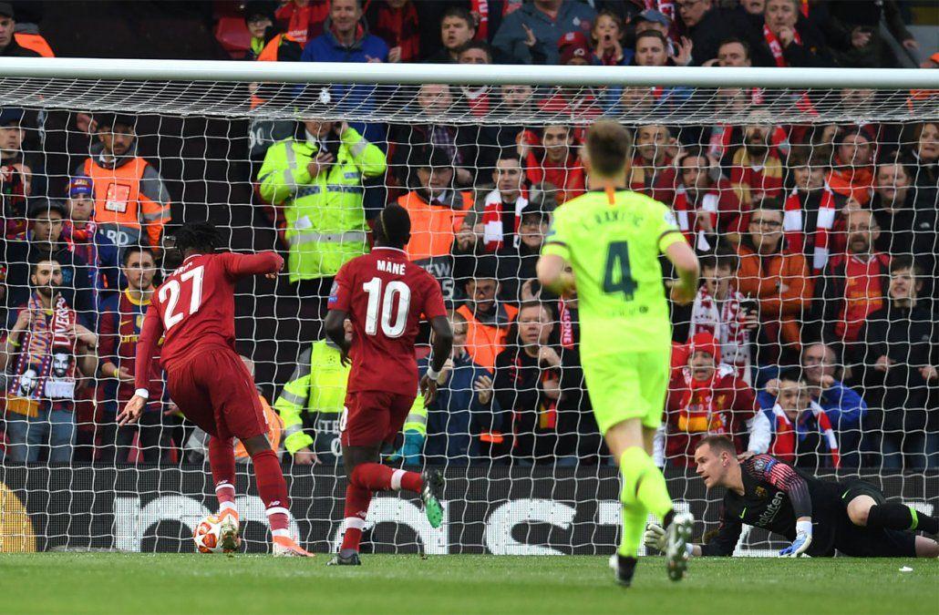 Liverpool debe remontar 3 goles ante Barcelona sin poder contar con sus artilleros Salah y Firmino