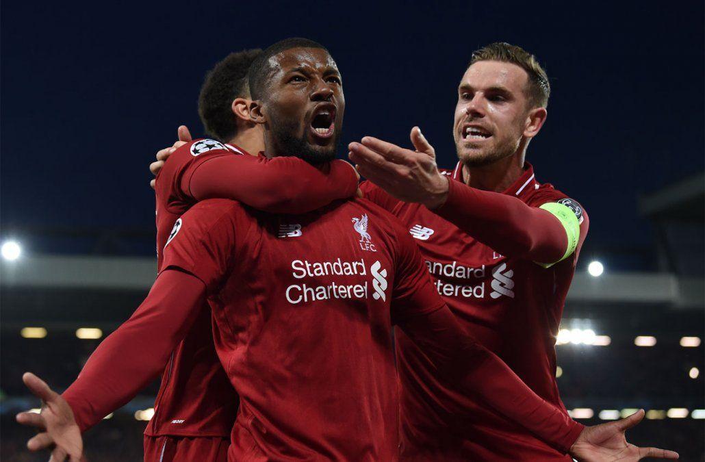 Liverpool hace historia al dar vuelta la semifinal ante Barcelona 4 a 0 (global 4-3)