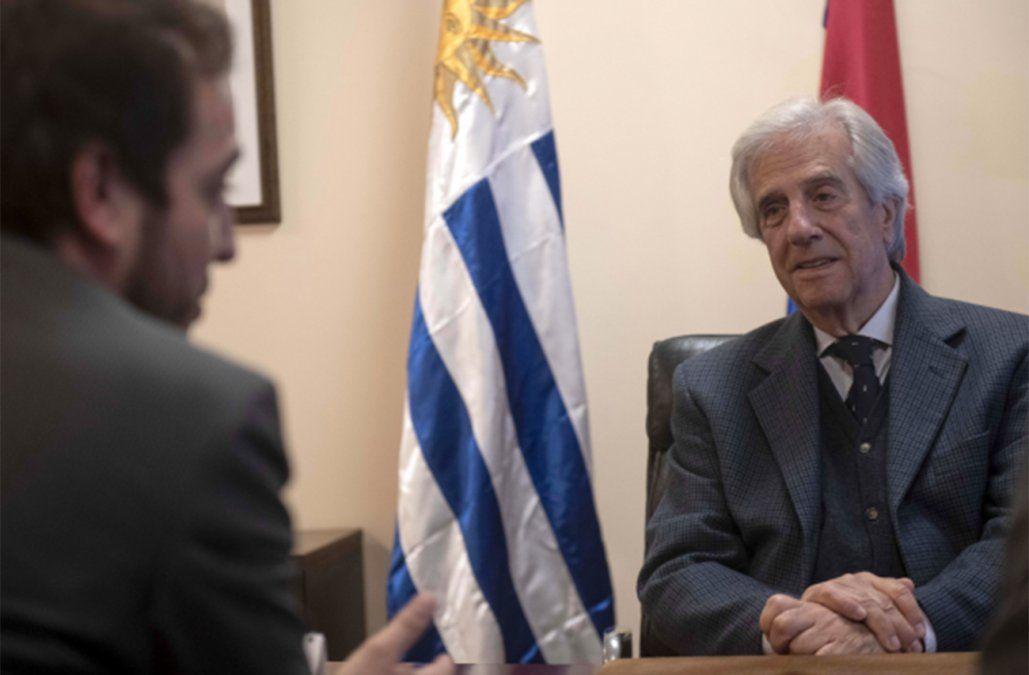 Vázquez y Di Candia acordaron presentar proyecto único para la Estación del Futuro