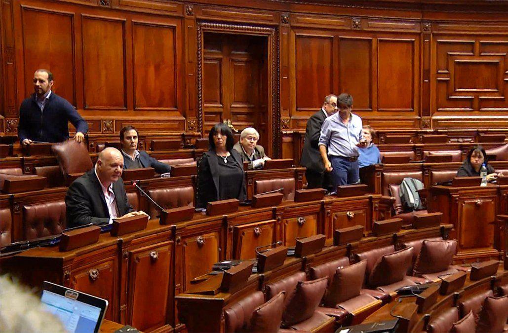 Diputados homenajeó al Che Guevara y los colorados se retiraron de sala