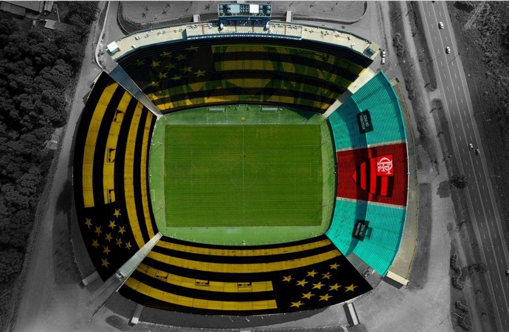 Qué se puede llevar y qué no para el partido Peñarol - Flamengo