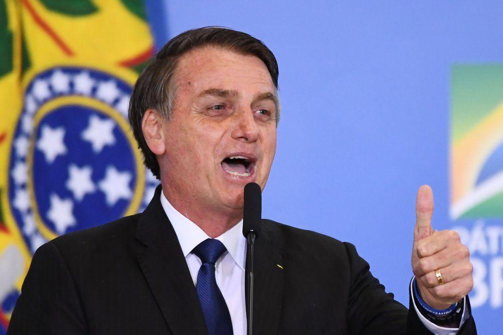 Bolsonaro elimina radares de velocidad porque hacen perder el placer de conducir