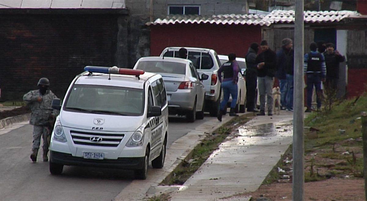 Tres detenidos por el ataque a balazos de dos hermanos en Casavalle