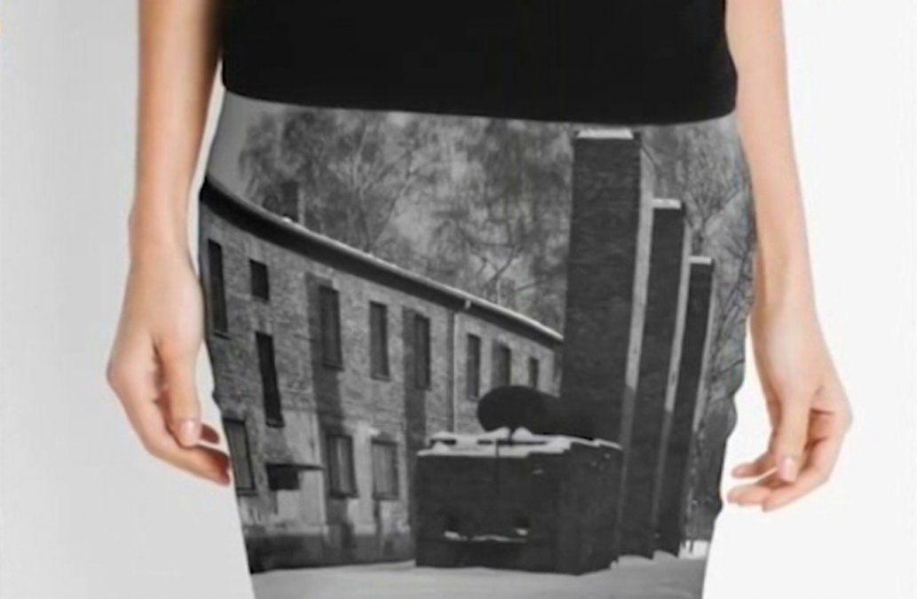 Condenan el uso de imágenes del holocausto judío en prendas de ropa