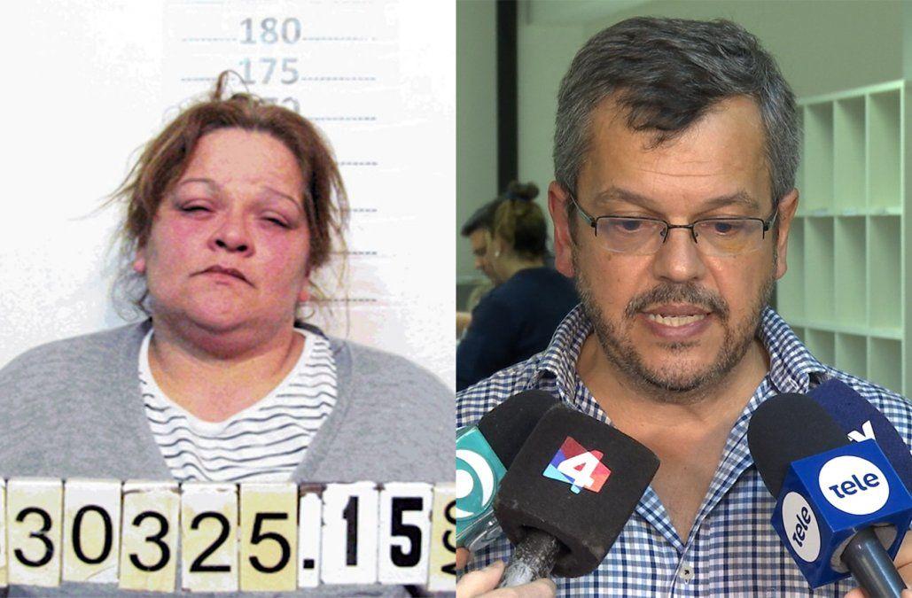 Líder de Los Chingas acusó a Leal de difamarla y el jerarca le retrucó que miente sistemáticamente