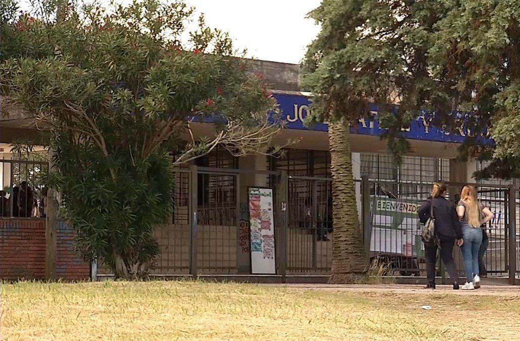Tras rapiña, el liceo 36 contará con custodia policial durante el horario de clase