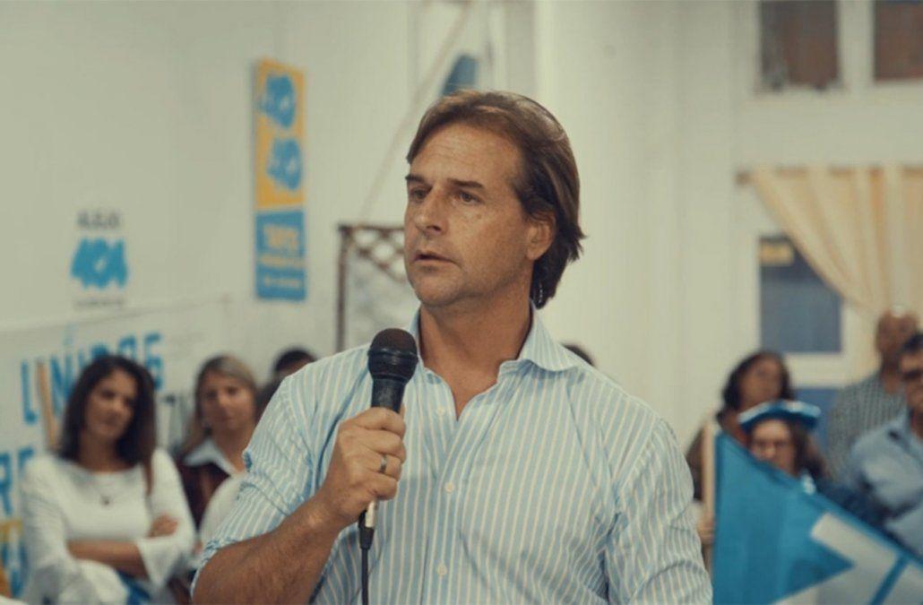Lacalle Pou criticó a Vázquez y cuestionó el vínculo con Brasil y Argentina
