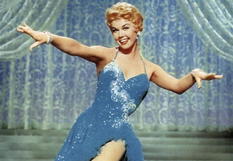 A los 97 años murió Dorys Day, la novia perfecta del Hollywood de los años de oro