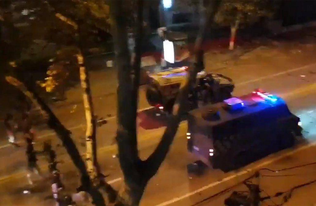 Libres pero emplazados los once hinchas de Nacional detenidos por destrozos y ataques a la Policía